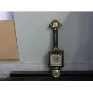 Horloge thermomètre