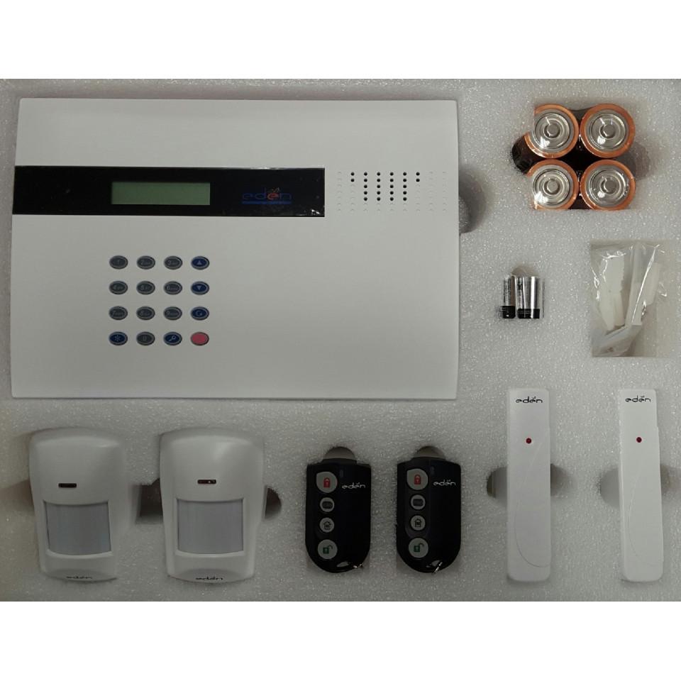 alarme sans fil ha25000pp eden seemaphore ressourcerie. Black Bedroom Furniture Sets. Home Design Ideas