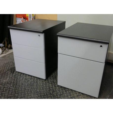Lot 2 tiroir bureau