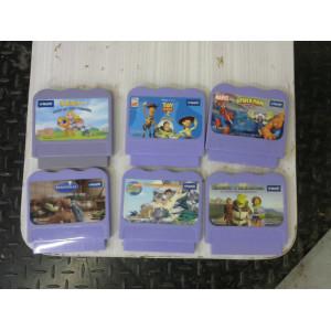 Lot de 6 jeux vtech