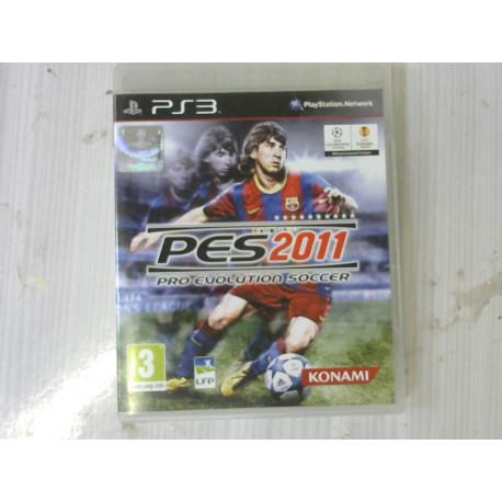 Jeux PES 2011 PS3