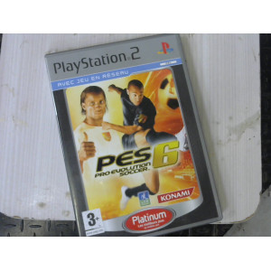 PES 6 PlayStation 2