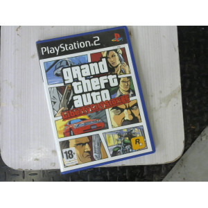 GTA Liberty City Stories PlayStation 2