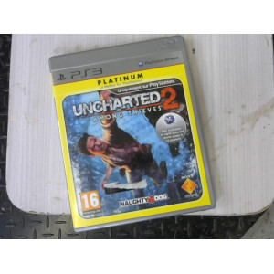 Uncharted 2 Playstation 3