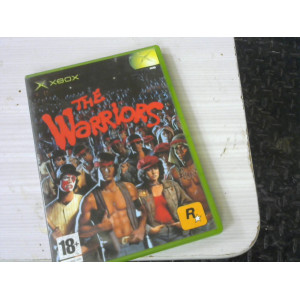 Jeux Xbox The warriors
