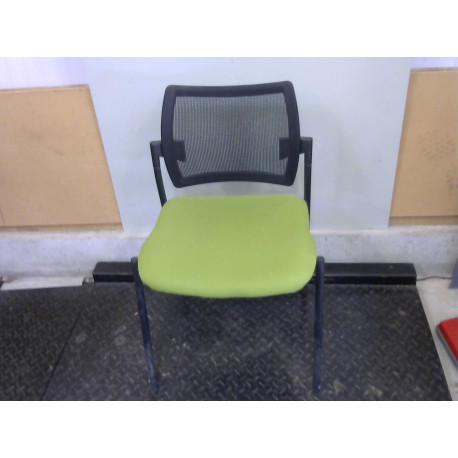 lot de 4 chaises de bureau