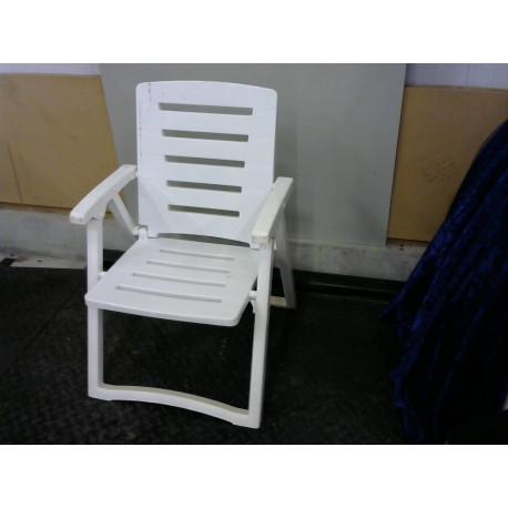 Chaise de jardin