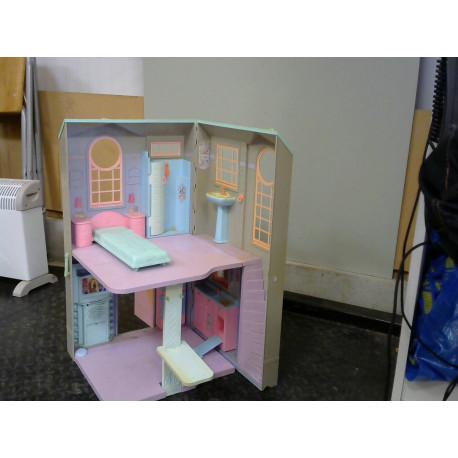 Maison Barbie