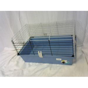 Cage bleue
