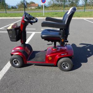 Scooter électrique Invacare Leo 4 roues