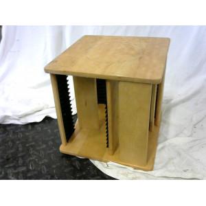 Porte CD en bois