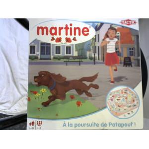 Jeux de société Martine