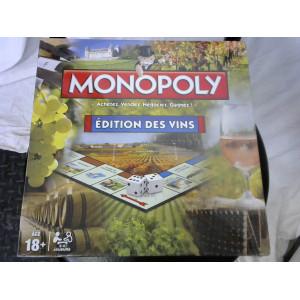 Monopoly Edition des vins