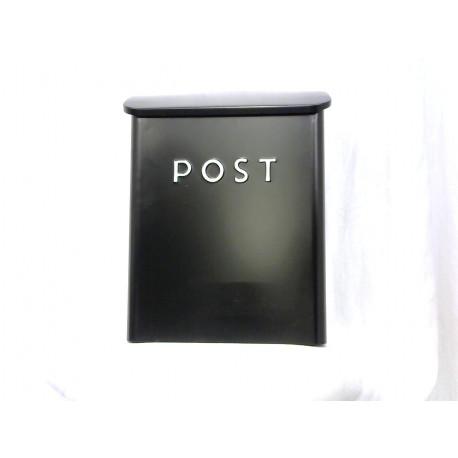 Boîte à lettres en métal