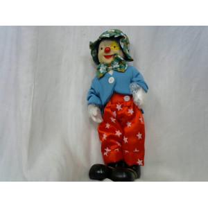Clown musical animé