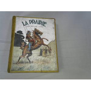 Livre La prairie F.Cooper 158 pages