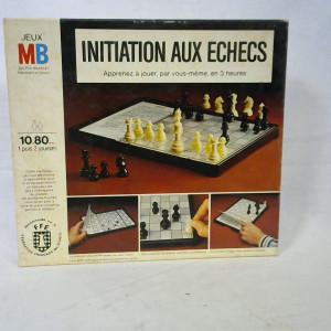 Jeu initiation aux échecs