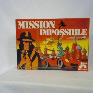 Jeu mission impossible