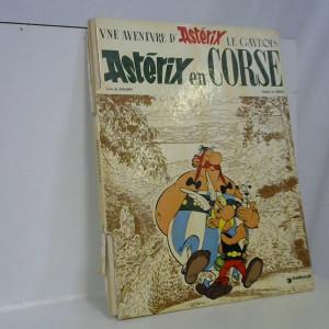 Astérix en Corse-1973