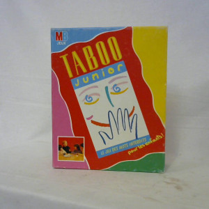 Jeu TABOO junior