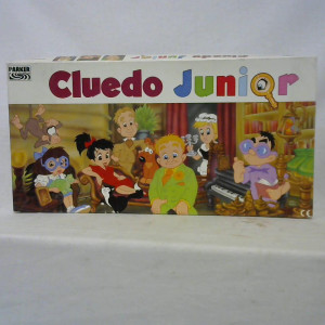 Jeu CLUEDO Junior