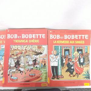 Lot de 8 BD Bob et Bobette