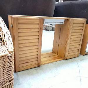 Armoire de toilette 2 portes