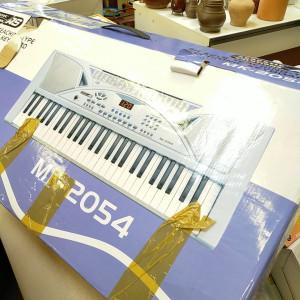 Clavier Casio