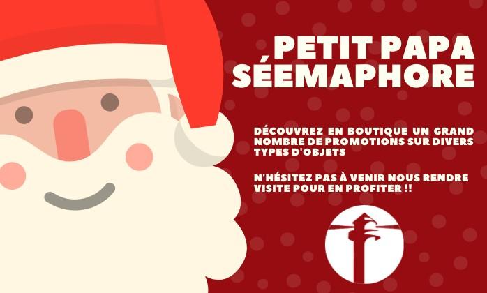 Promotions de Noël chez Séemaphore